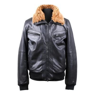 Куртка кожаная Gallotti T0430