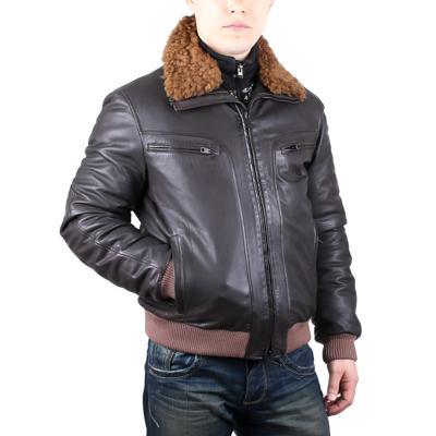 Куртка кожаная Gallotti T0429