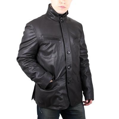 Куртка кожаная Gallotti T0434