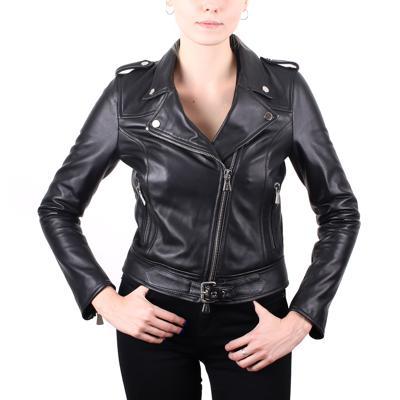 Куртка кожаная Ballin V0827
