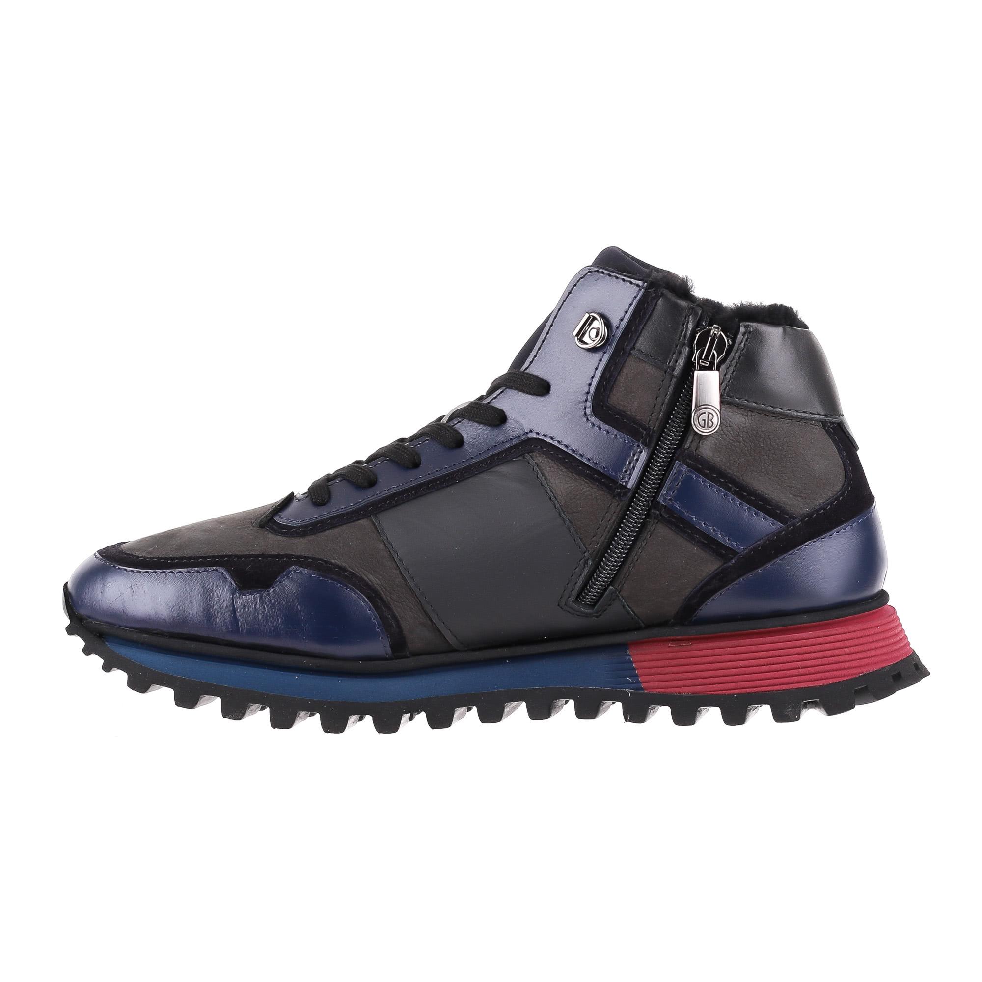 Ботинки Gianfranco Butteri V1235