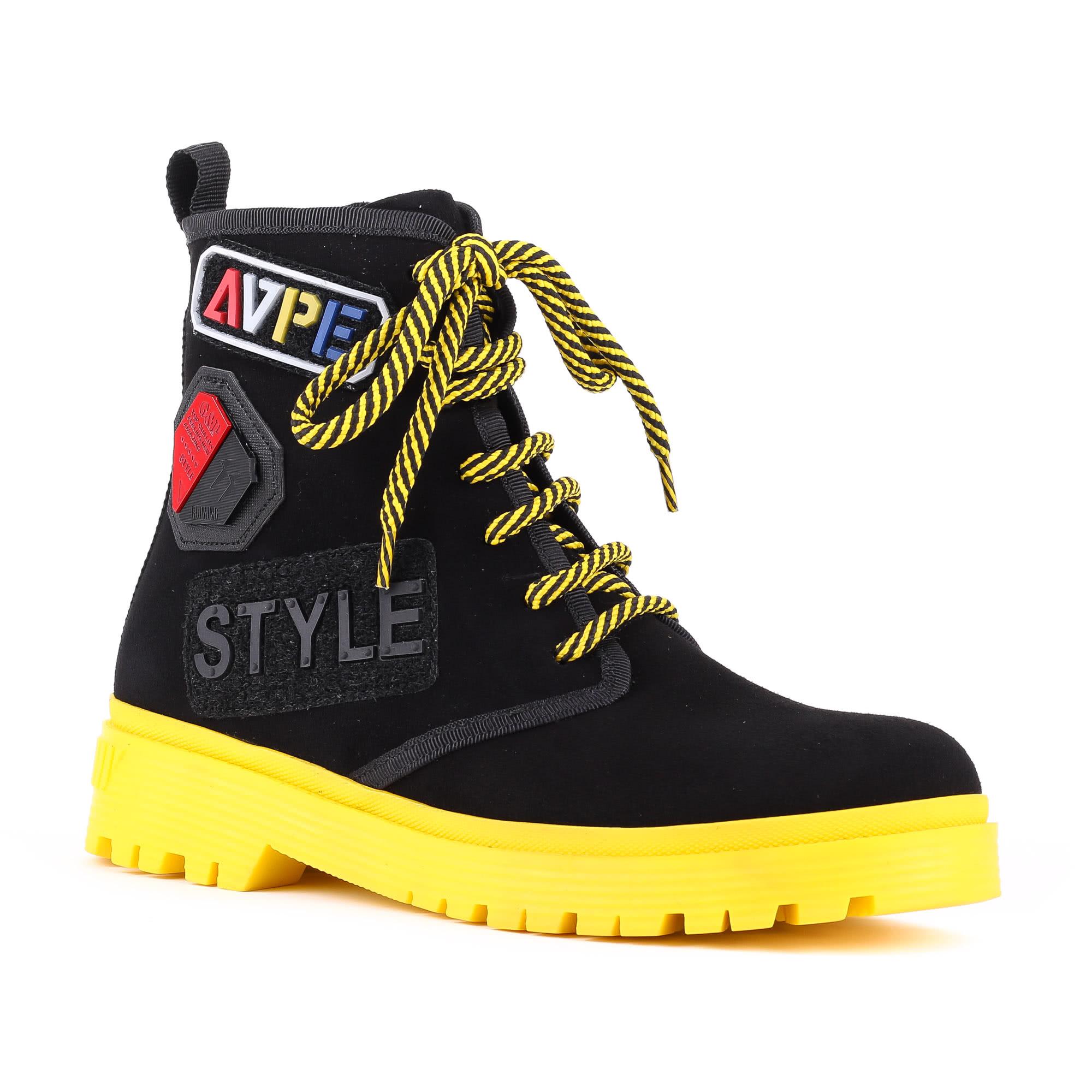Ботинки Solo Noi V1219