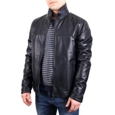 Куртка кожаная Baldinini Z1037