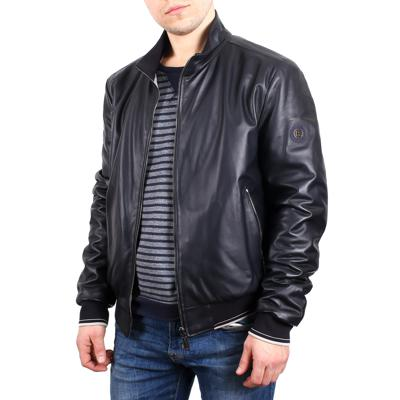 Куртка кожаная Baldinini Z1038