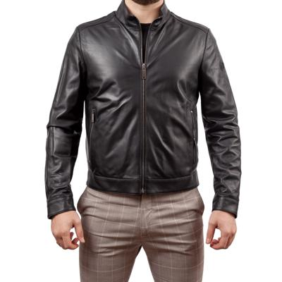 Куртка кожаная Baldinini Z1039