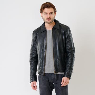 Куртка кожаная Interno42 X1520